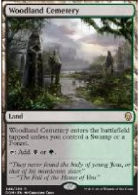 Woodland Cemetery (DOM)