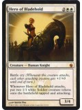 Hero of Bladehold (Mirrodin Besieged)(Prerelease Foil)