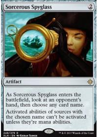 Sorcerous Spyglass (XLN)