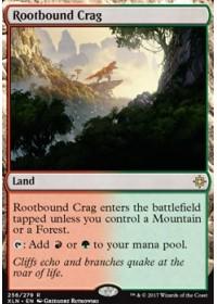 Rootbound Crag (XLN)(FOIL)