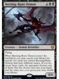 Burning-Rune Demon (KHM)