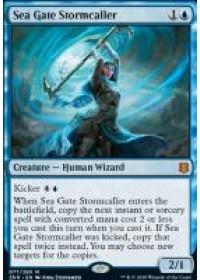 Sea Gate Stormcaller (ZNR)